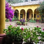 Courtyard at Na Bolom