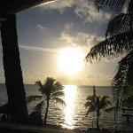 sunrise is beautiful at Sands of Islamorada