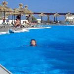 Une des piscines du Miraluna