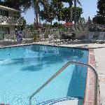 Pool at Motel 6 Camarillo, CA
