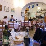 Il Grottino Azzurro - Inside Restaurant