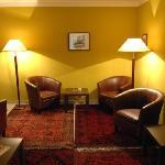 Gentleman club - smoking room
