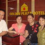 Hanoi Golden Plaza Hotel Foto