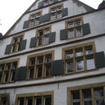 Hotel-Galerie Paderborn built 1563