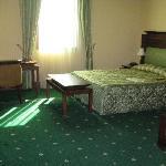 My very spacious room