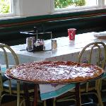 The Grand Slam Grotto Pizza PARTY pizza