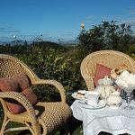 HIgh Tea with spectacular panoramic views
