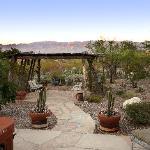 Spa / garden area