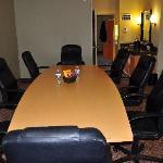 e-upgrade to conferene room bedroom suite