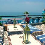 Surf berbere terrace