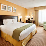 guest rooms - King luxury bed