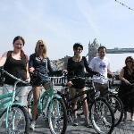 The Bike Tour at Tower Bridge