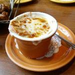 おすすめオニオングラタンスープ
