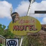 The Apache sign