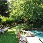 Pool, Garten
