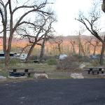 Green River Campground; Dinosaur National Park