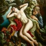 Persephone - one of the Thomas Hart Benton paintings