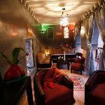La salon TV au 1er étage - The Summer Lounge with its TV