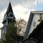 Sandwich town center
