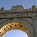 Wiakiki War Memorial Front Entrance
