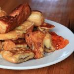 The best French toast in all of Asia!