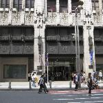 the original Isetan dept store