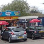 Wimpy Bar in Milford