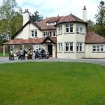 Motorcycle Tour at Rivendell Dumfries