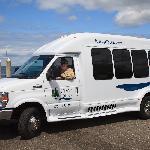 Kitsap Tours 14 passenger minibus