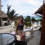Playa Palms From Balcony