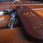 Room & safe box keys