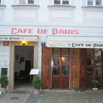 Fotografie: Cafe de Paris