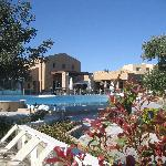 Restaurant Pool - sun terrace, bar area