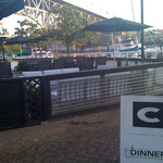 c restaurant on the water