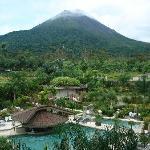 La mejor vista del Volcán Arenal