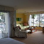 Corner Suites are nice
