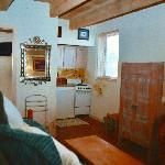 Bosque Suite Sitting Room/Kitchenette