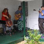 """The Celtic Cats"" performing at Open House"
