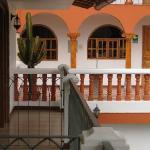 hotel patios