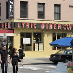 Lyric Diner NYC # 2