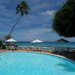 pool at Cobblers Cove
