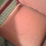 My desk chair in room 217