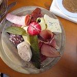 Steins - Bayerische Kaeseplatte
