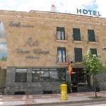 Puente Romano Front of Hotel