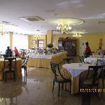 Puente Romano Breakfast Room View 1