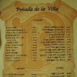 Photo de Posada de la Villa