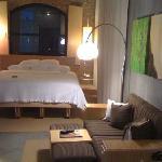 My sweet lofty room!