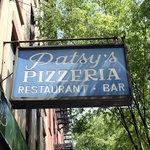Patsy's Sign
