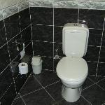 Bathrooms - Hotel Oz