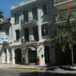 Duque Hotel, frontline